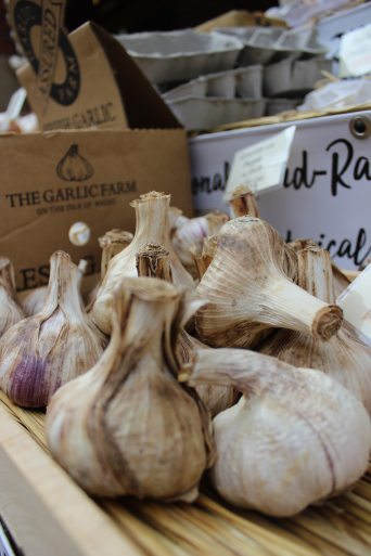 Garlic for health and yeast infections