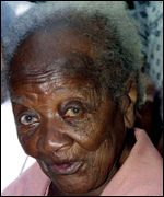 Maria do Carmo Jeronimo, Brazil - died at 129 years photo:http://news.bbc.co.uk