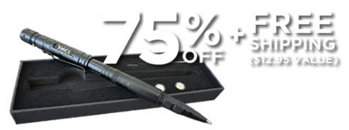 TAC5 Tactical Pen Review