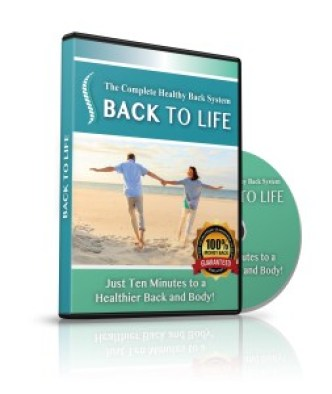 The Back to Life Healthy Back System scam
