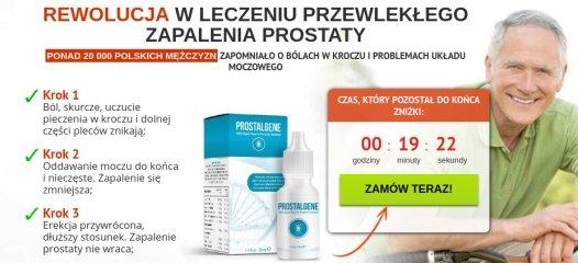 Prostalgene Recenzja