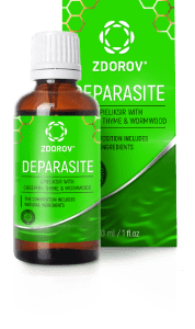 Anti-parasite elixir COD- DE