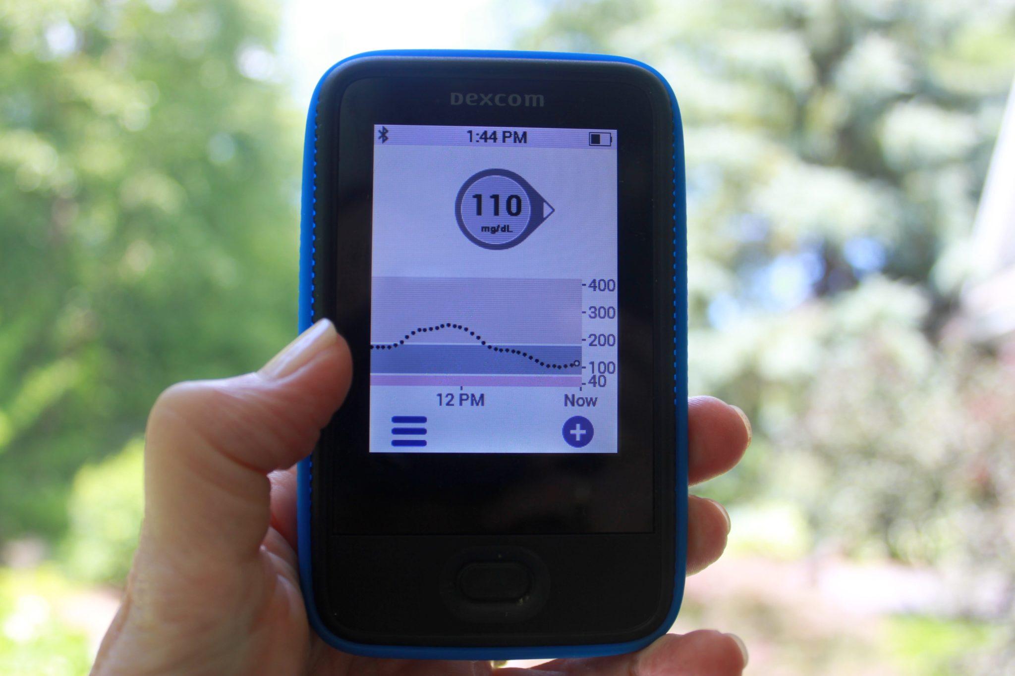 kit de medios para monitor de salud de diabetes