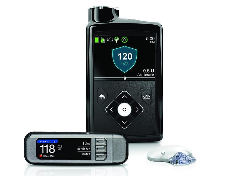 mercado de dispositivos médicos para la diabetes