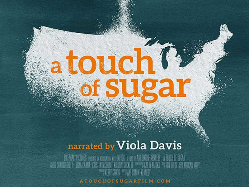 Touch of Sugar film poster