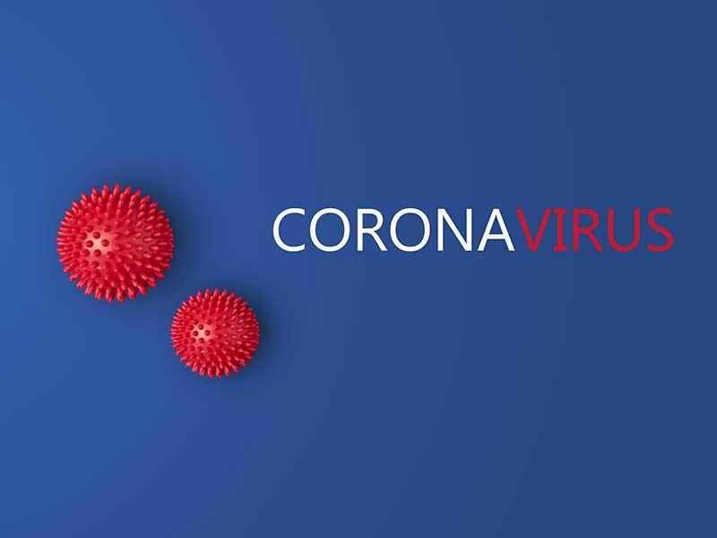 Coronavirus visual