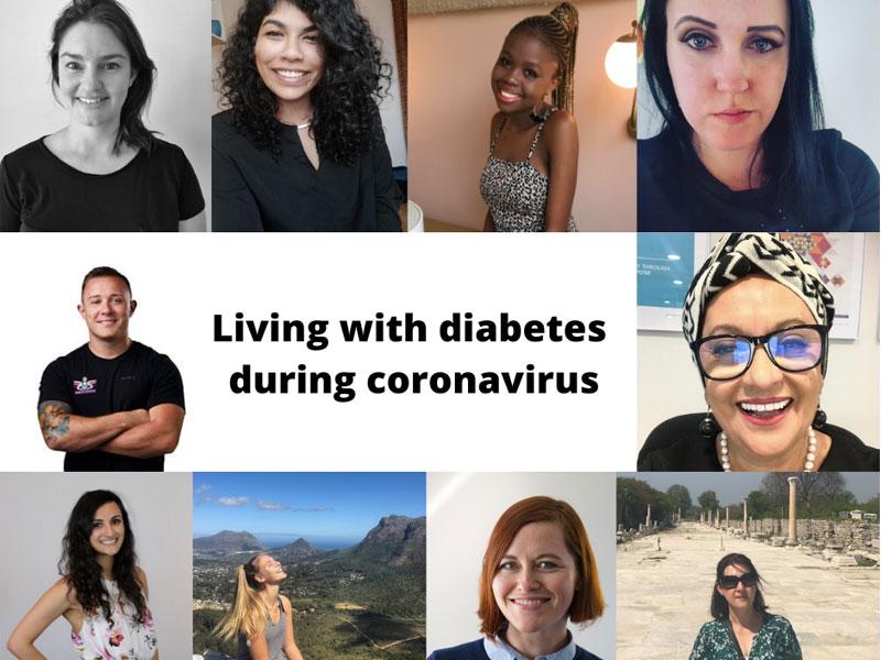 Living with diabetes during Coronavirus