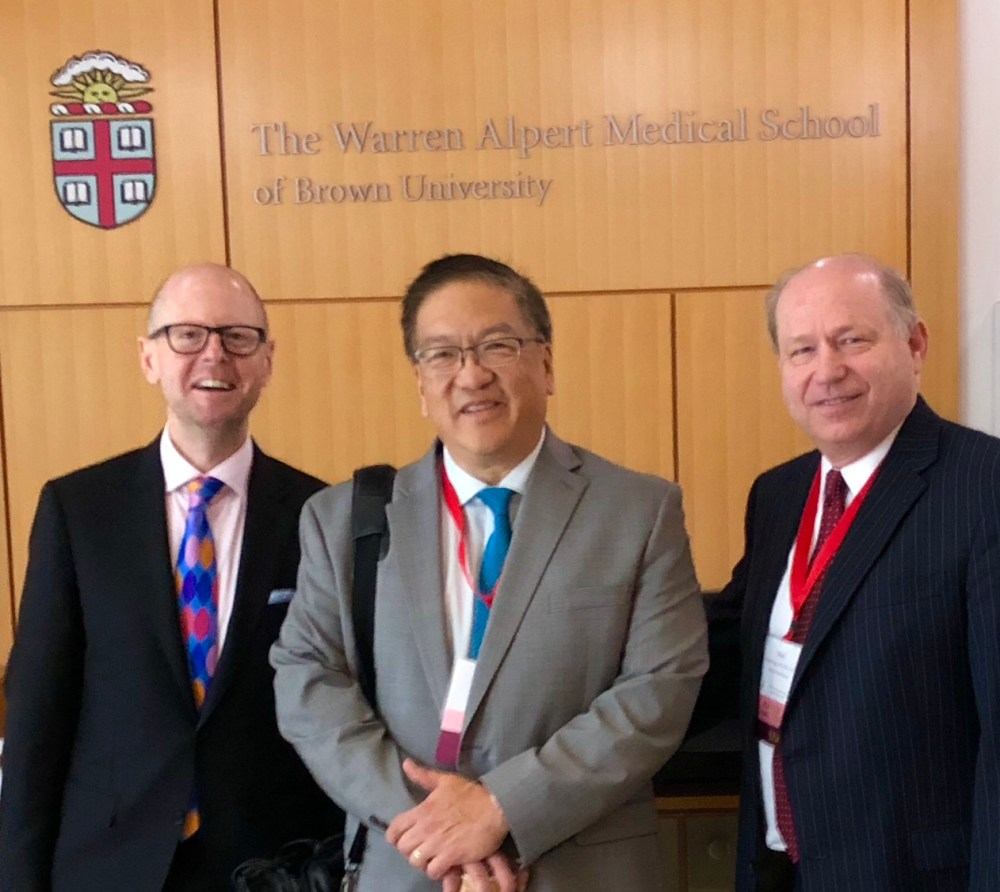 USC's Armstrong Keynotes first Brown-Harvard Symposium on