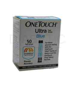 ONETOUCH ULTRA BLUE TEST STRIPS 50 CT.