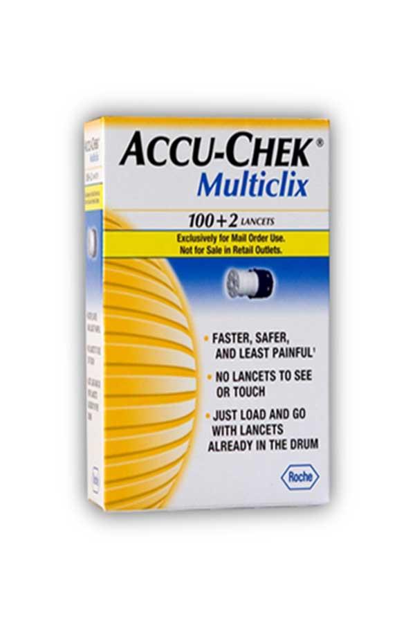 accu chek multiclix lancets 102ct diabetic outlet rh diabeticoutlet com accu-chek multiclix manual spanish Accu-Chek Multiclix Lancets