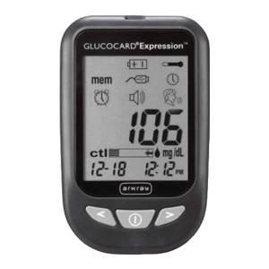 GlucoCard-Expression-Glucose-Meter