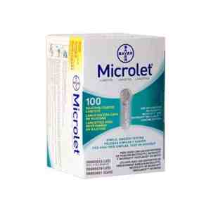 Bayer-Microlet-lancets-100-count