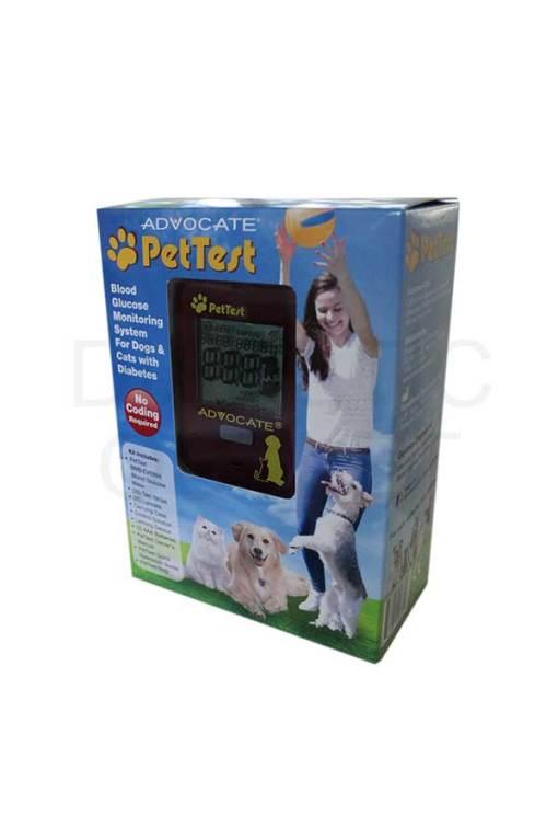 Advocate-PetTest-glucose-meter-kit