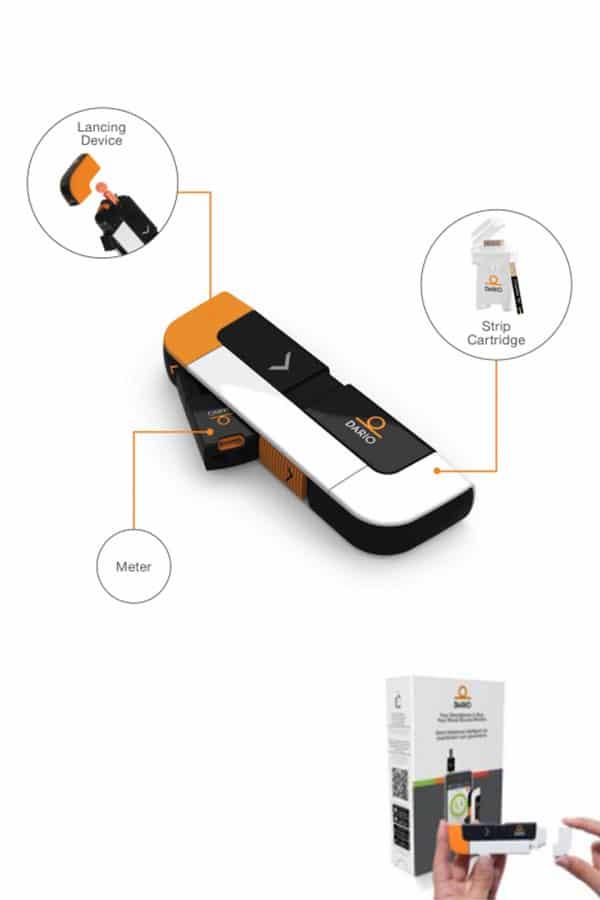 Dario-Smart-Glucose-Meter-Kit