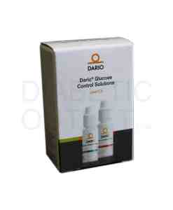 DARIO CONTROL SOLUTION (Level 1 & Level 2) 2×2.5ml 1 Set
