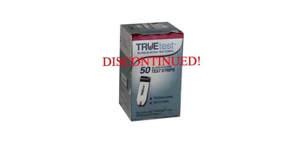 TRUEtest-discontinued