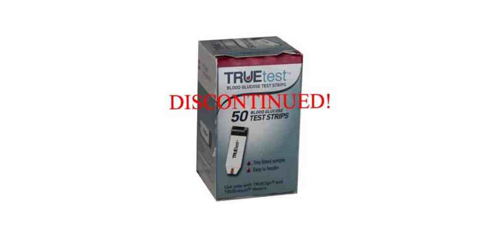 TRUEtest-discontinued
