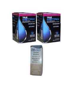 True-Metrix-test-strips-and-true-metrix-control-soltuions-level2-medium