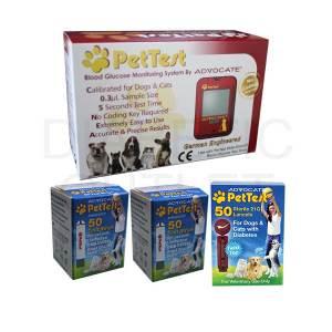ADVOCATE-PETTEST-METER-+-STRIPS-+-LANCETS