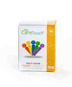 CARETOUCH LANCETS TWIST TOP