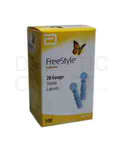 Freestyle-lancets-100-count-28g