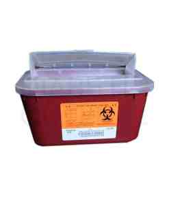 Medegen-1-gal-sharps-container-with-transparent-top