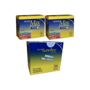 Nova-Max-test-strips-npva-sureflex-lancets