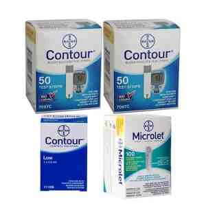 bayer-contour-test-strips-bayer-microlet-lancets-control-solution-low