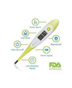 Caretouch-thermometer