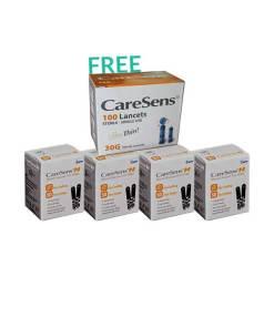 200-caresens-n-test-strips-plus-free-lancets