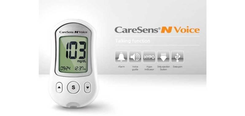 caresens-n-voice-meter-