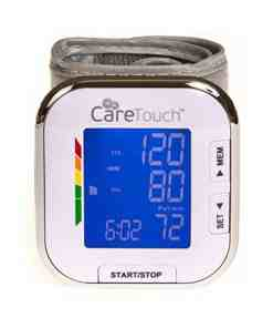 CareTouch-Wrist-blood-pressure-monitor