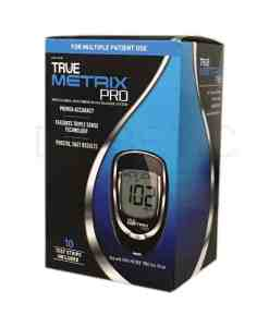 TRUE METRIX PRO GLUCOSE METER KIT