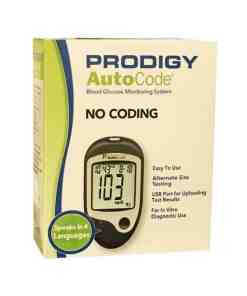 Prodigy-AutoCode-glucose-meter-kit