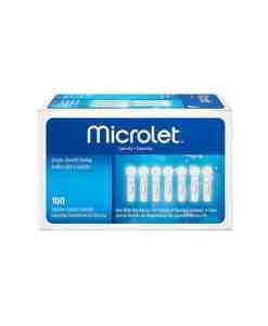 MICROLET LANCETS 100ct.