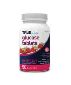Nipro-TRUEplus-glucose-tablets-50-count-rasberry