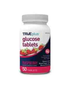 Nipro-TRUEplus-glucose-tablets-50-count-rasberry