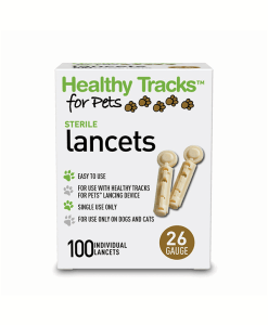 Healthy Tracks Pet Lancets 26g
