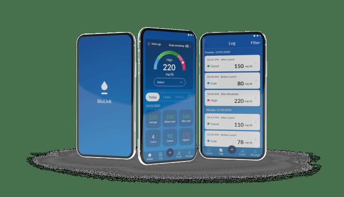 BluLink Smartphone app