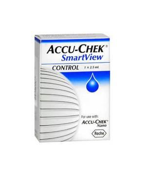 ACCU-CHEK SMARTVIEW PLUS CONTROL SOLUTION 1 2.5mL