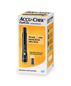 ACCU-Chek-FastClix-Lancing-Device