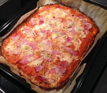 Pizza, chou-fleur, pâte, recettes, nutrition, conseils, antidiabète