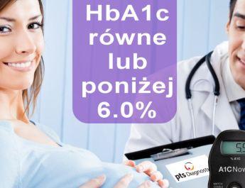 cukrzyca ciężarnych a pomiar hba1c