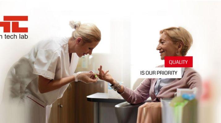 Droplet Lancety dla diabetyka personalne 33G bezbolesne