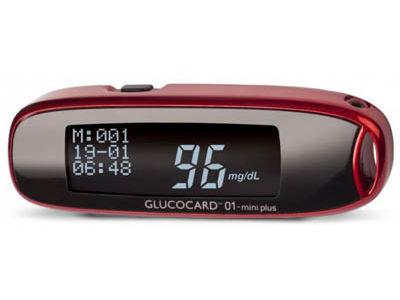 Glucocard 01 mini