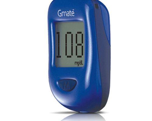 Glukometr Gmate Step