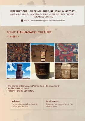 TIAHUANACO CULTURE