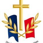 Logo-diócesis-a-militar-francés