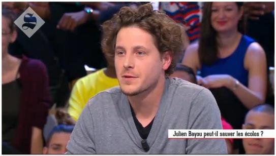"""(capture d'écran de l'émission """"Le Supplément"""")"""