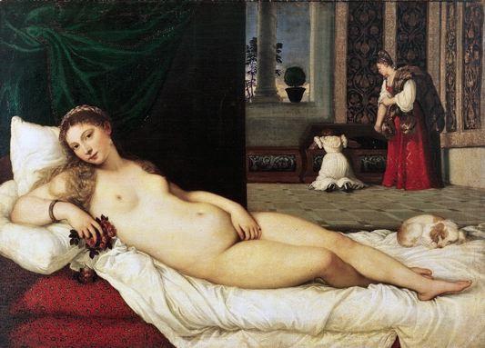 Le Titien, La Vénus d'Urbin